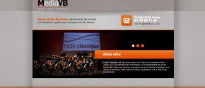 MediaVB - site agence