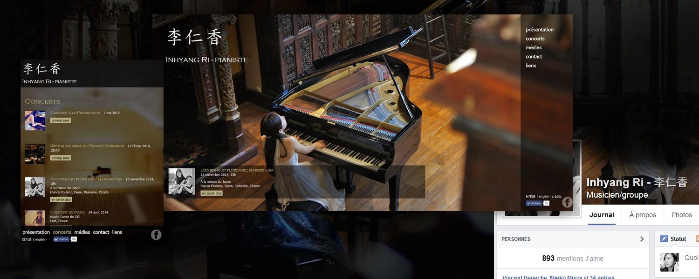 Pianiste Inhyang Ri
